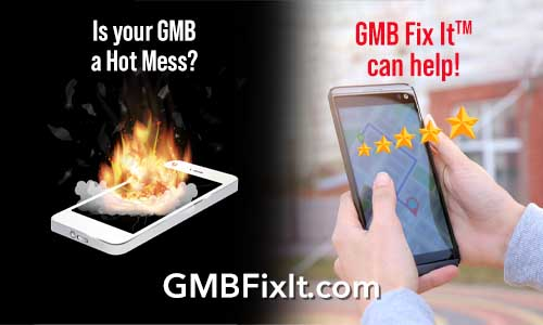 Google map phone fire to GMB fix it help five stars