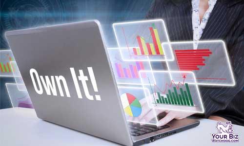 Own it laptop google analytics data